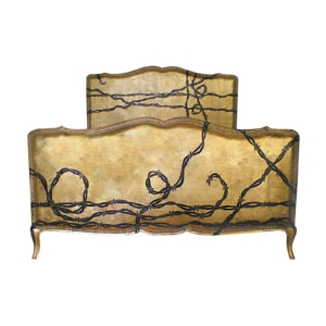 BARBWIRE BED