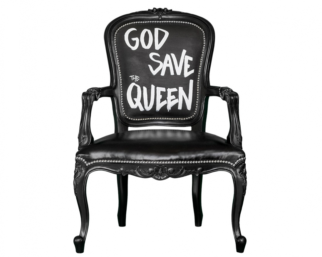 LILY / GOD SAVE THE QUEEN