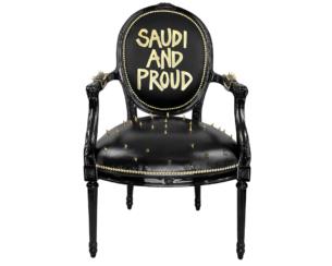 SAUDI AND PROUD