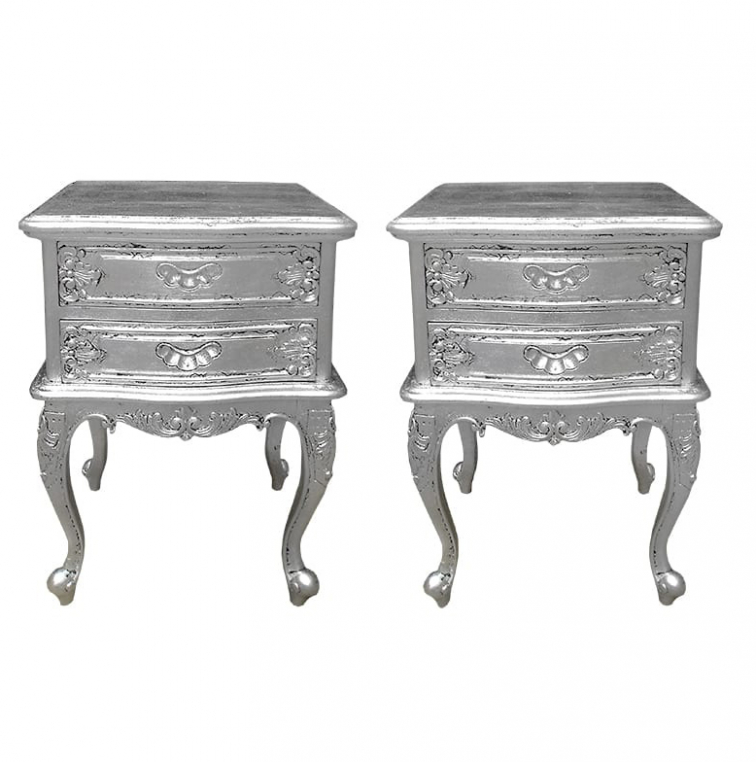 SILVER CHESTS