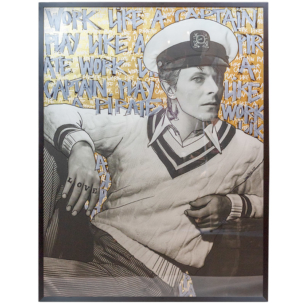 BOWIE SAILOR ART