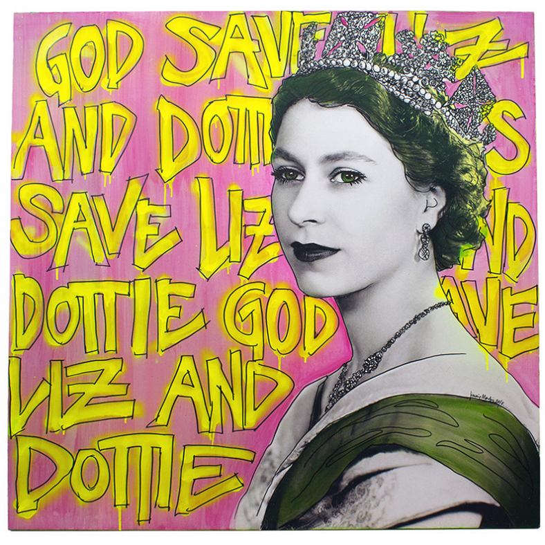 GOD SAVE THE QUEEN THE II