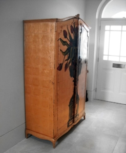 COPPER TULIP WARDROBE