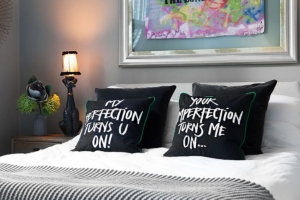 IMPERFECTION CUSHIONS