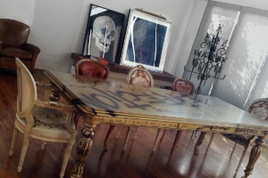 IMPERFECTION DINING TABLE