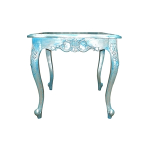 SILVER BLUE / COFFE TABLE