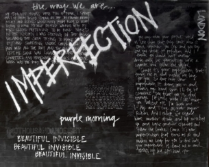 IMPERFECTION / BLACK