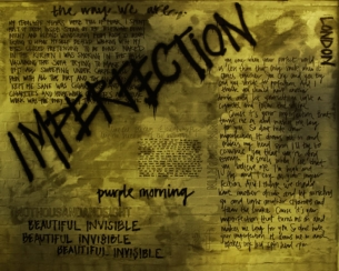 IMPERFECTION / GOLDEN