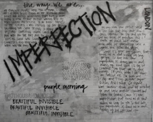 IMPERFECTION / GREY
